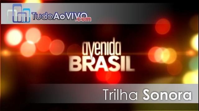 TRILHA+SONORA+AVENIDA+BRASIL Trilha sonora AVENIDA BRASIL Músicas