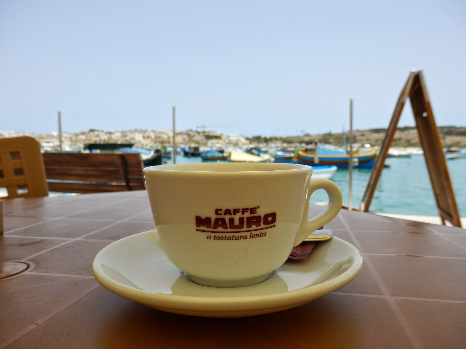 Coffee in Malta