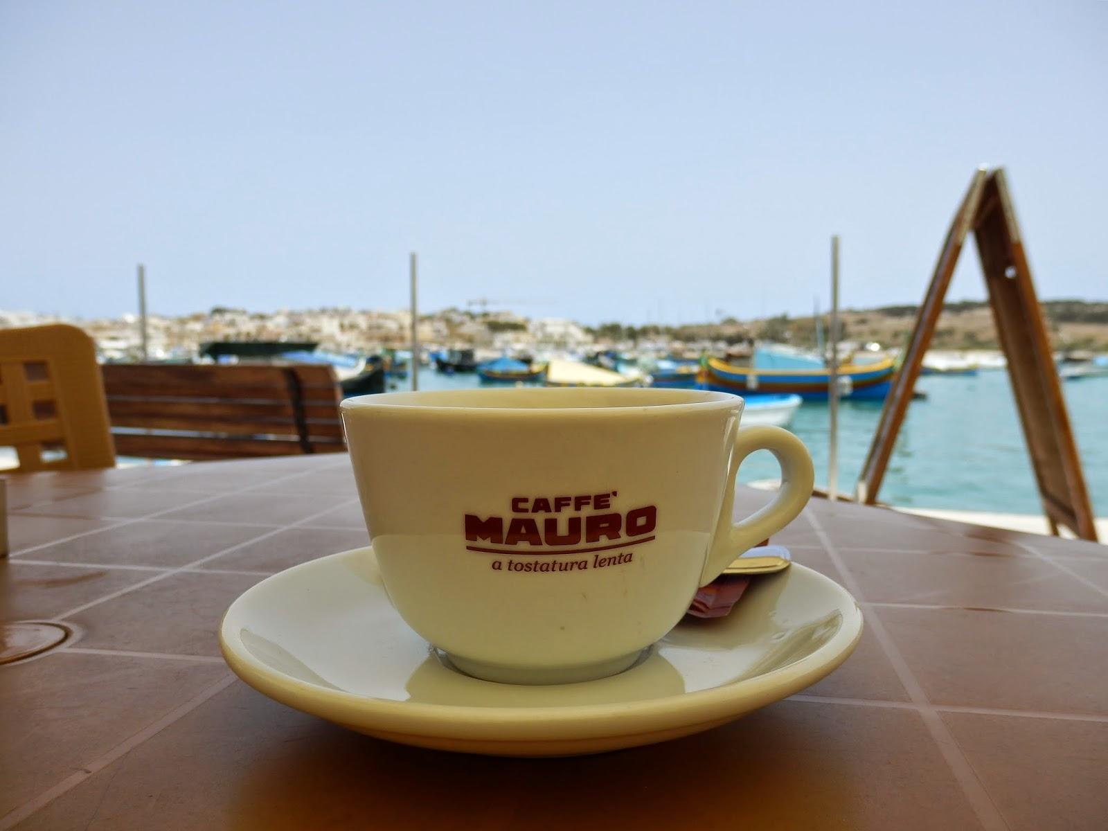 Coffee in Malta