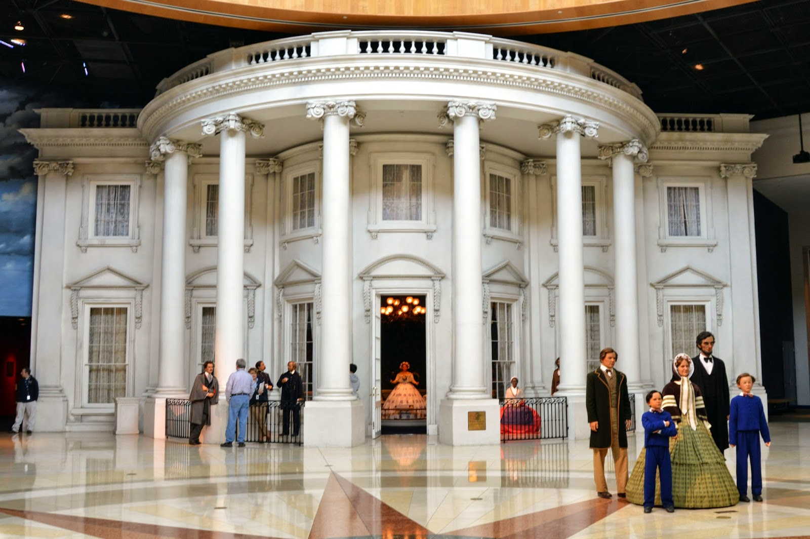 Illinois, Springfield Illinois, Springfield, Illinois State Capitol, Abraham Lincoln, Abraham Lincoln Museum, Abraham Lincoln Presidential Museum