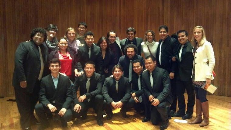 Sistema Fellows and Simón Bolívar Brass