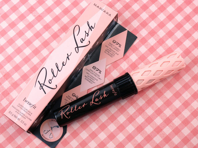 Benefit Roller Lash Mascara: Review and Swatches