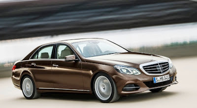 New 2014 Mercedes E63 AMG to Get Business Line Pack with Regular Look