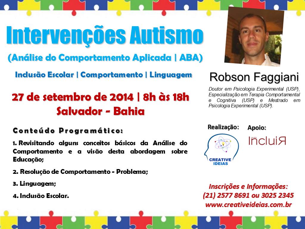 Intervenções Autismo | ABA