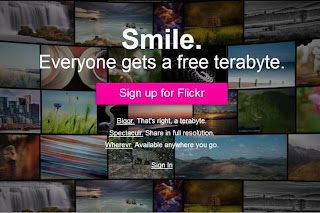 flickr, web flikr