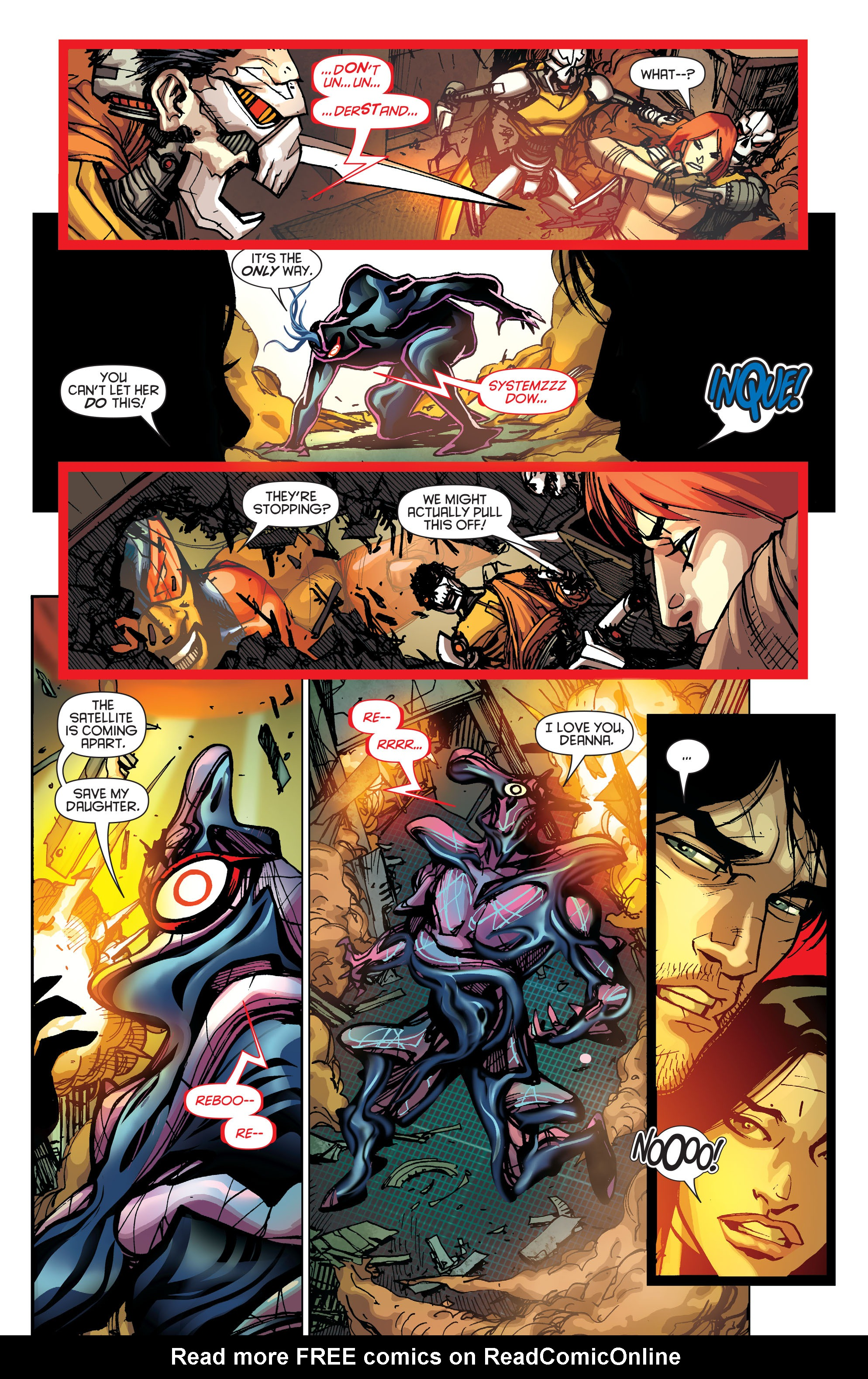 Batman Beyond (2015) Issue #6 #6 - English 18