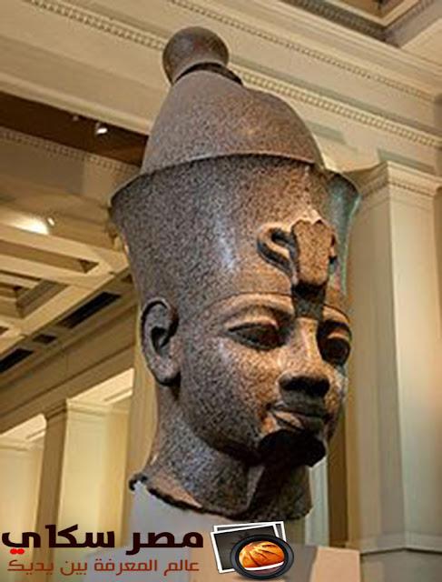 الملك أمنحتب الرابع(إخناتون) و من ملوك عصر الدولة الحديثة