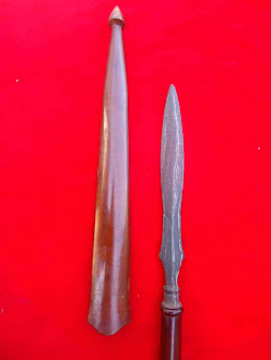 tombak pusaka pleret