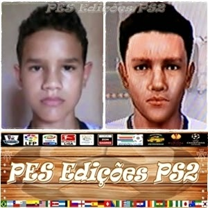 Face do Seguidor: Harison Santtos PES PS2