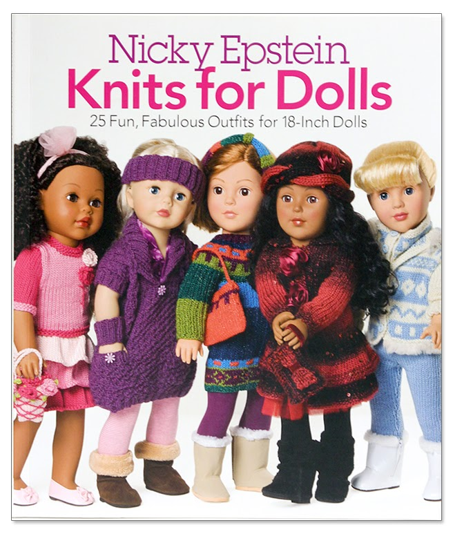 Book: Knits for Dolls by Nicky Epstein