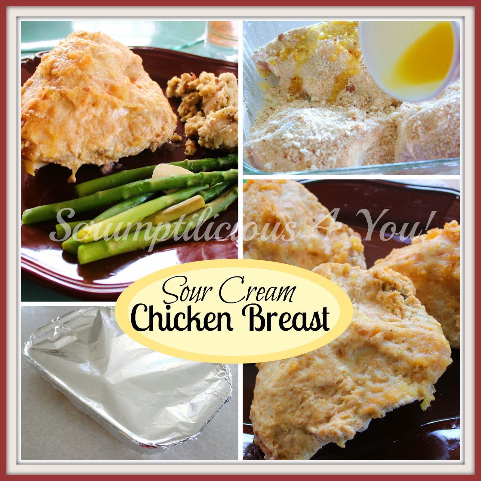 Easy Sour Cream Chicken