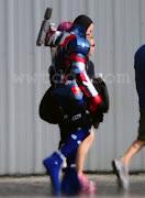 Iron Man 3:nouvelles photos d'Iron Patriot