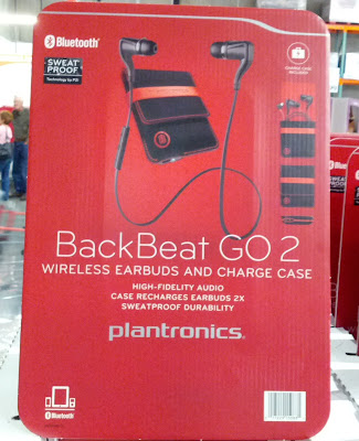 Plantronics BackBeat Go 2 Wireless Earbuds: compatible with your bluetooth device