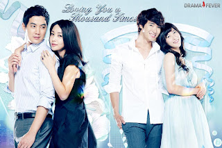Loving You a Thousand Times South Korean TV Drama | I Love You Ten Million Times | 천만번 사랑해 | Cheonmanbeon Saranghae