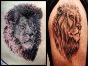 Lion Tattoos (lion tattoos )