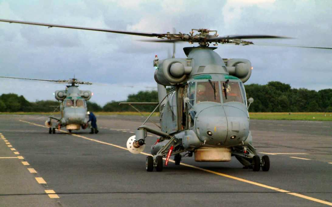 SH-2G Super Seasprite, Helicopter Wallpaper 3