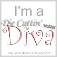 I was a Ribbons & Bows Showcase Pick at Die Cut Diva's