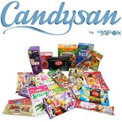 Candysan découvrez le goût du Japon