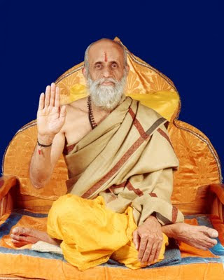 Image: H. H. Sadguru Shri Narayankaka Dhekane  Maharaj
