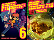 Scott Pilgrim - Vegan Shepherd's Pie