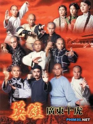Ngũ Hổ Quảng Đông The Tigers: The Legend Of Canton