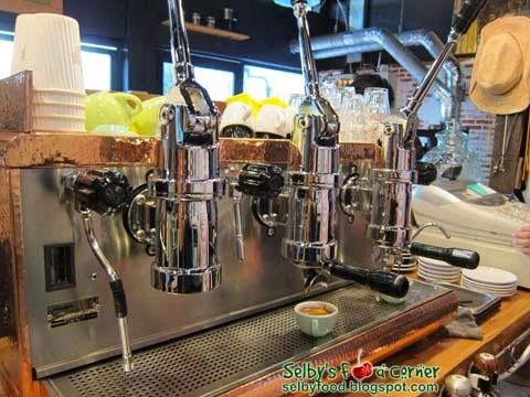 Selbys Food Corner Giyanti Coffee Roastery