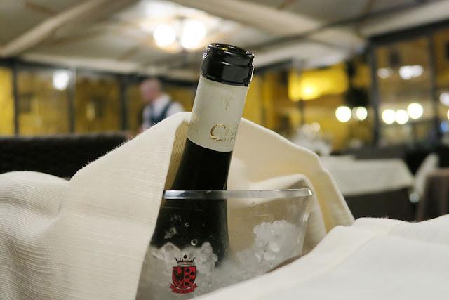 Lazio region white wine