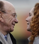 Rupert Murdoch & Rebekah Brooks.