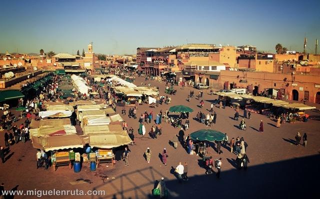 Jmaa-El-Fna-Marrakech