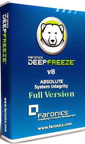 deep freeze 8 keygen