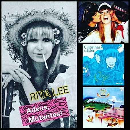 Rita Lee - A saída dos Mutantes / Mamãe Natureza
