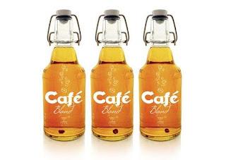 Cerveja citrus com café ?!