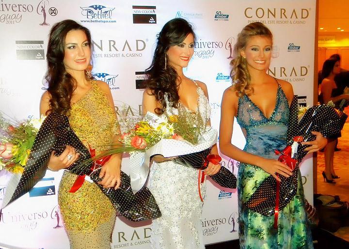 dianabanchero,miss earth uruguay 2011