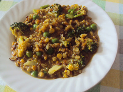 multigrain magic,a khichdi to fall in love with | multigrain khichdi...