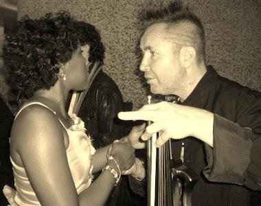 Nigel Kennedy & I