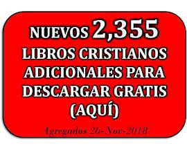 LISTADO DE LIBROS #1