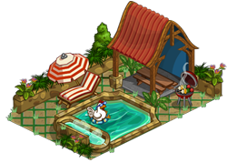 Summer Pool House Stage 4