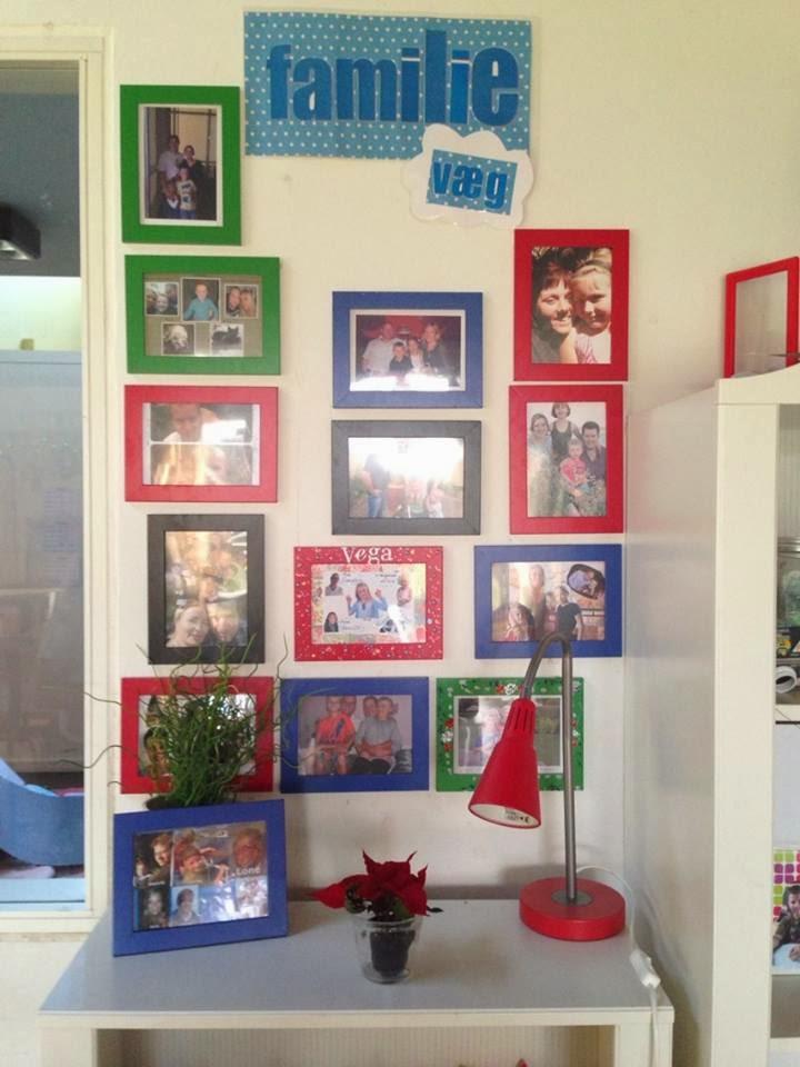 Rikkes classroom: indretnings idéer