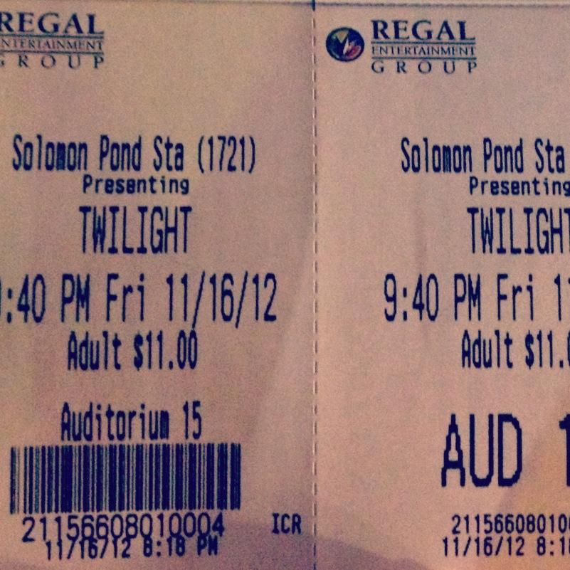 the twilight saga breaking dawn part 2 2012 movie tickets