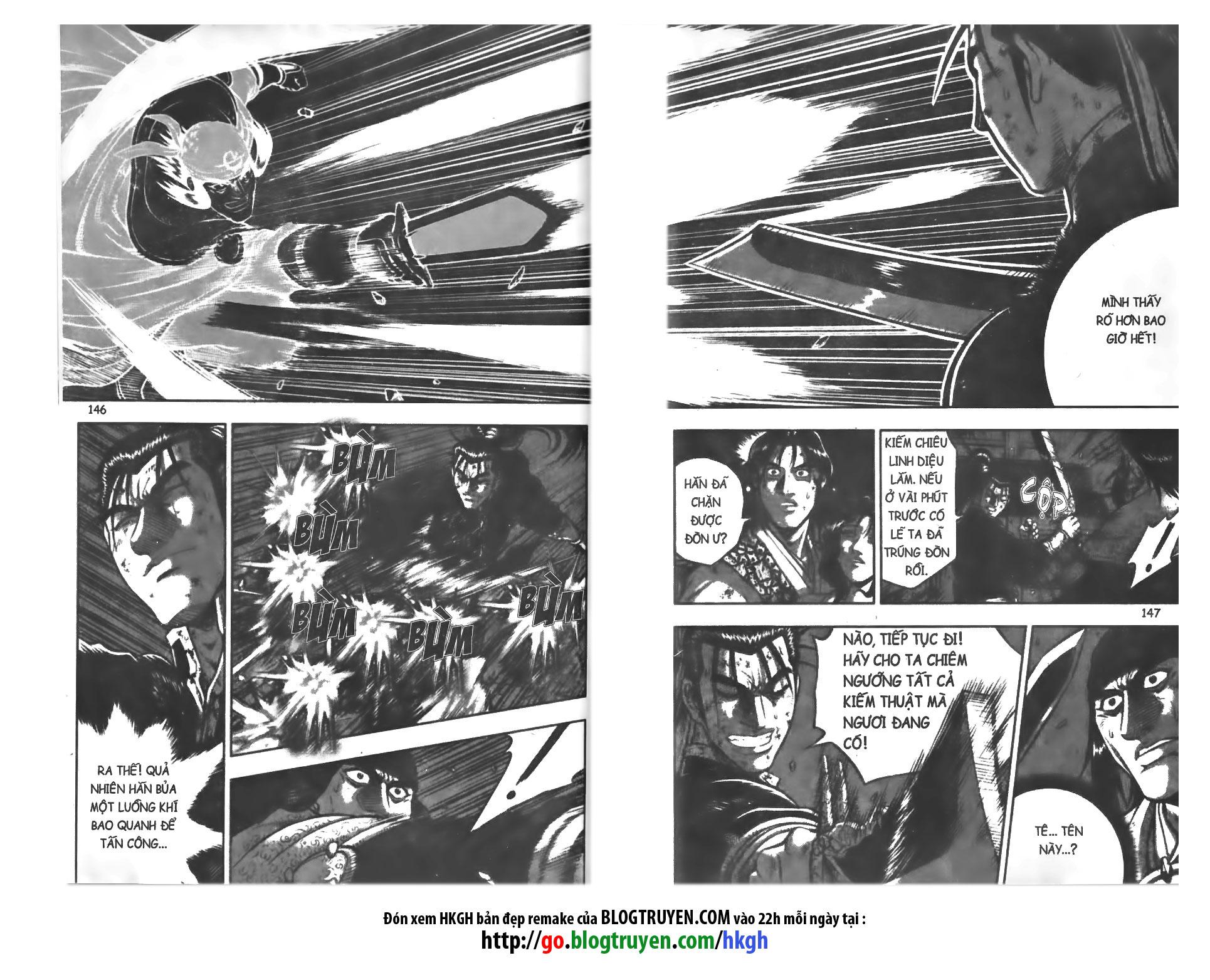 Hiệp Khách Giang Hồ - Hiệp Khách Giang Hồ Chap 346 - Pic 14