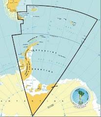 Pvcia.Tierra del Fuego,Antártida é Islas del Atlántico Sur