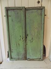 Gamla 1700-tals dörrar