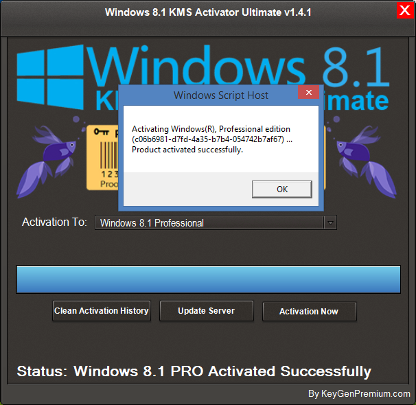 kms activator windows 8.1 pro n