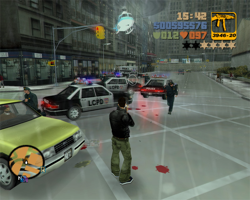 Grand Theft Auto III (telecharger gratuitement)