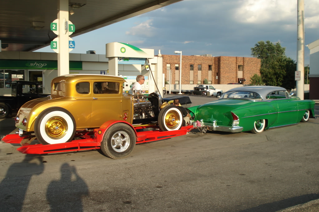 Hot Rod Anglican: The Anti-Trailer Queen!