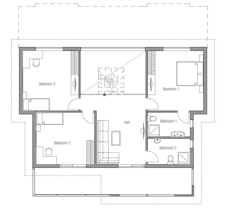Australian House Plans Australian House Plan Oz33