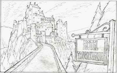 Ushuaia: Castle Design.