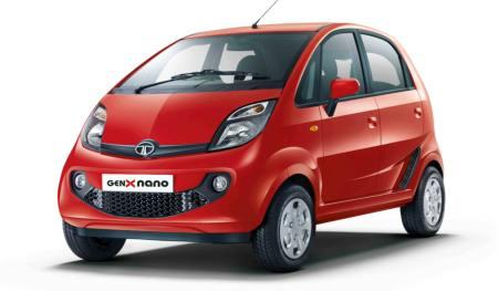 Ultimul model Tata Nano este Nano GenX