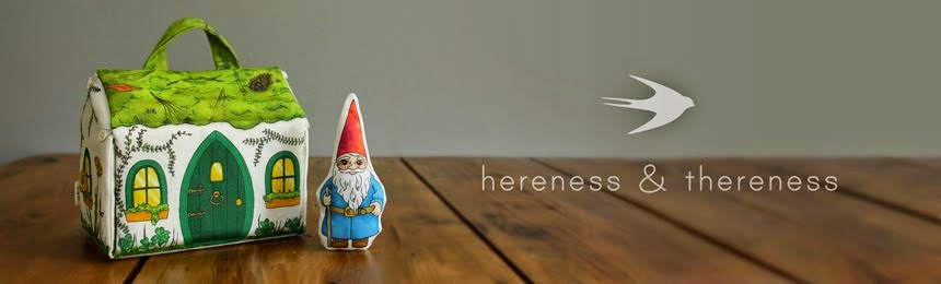 hereness+thereness