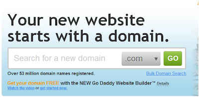 how to buy domain